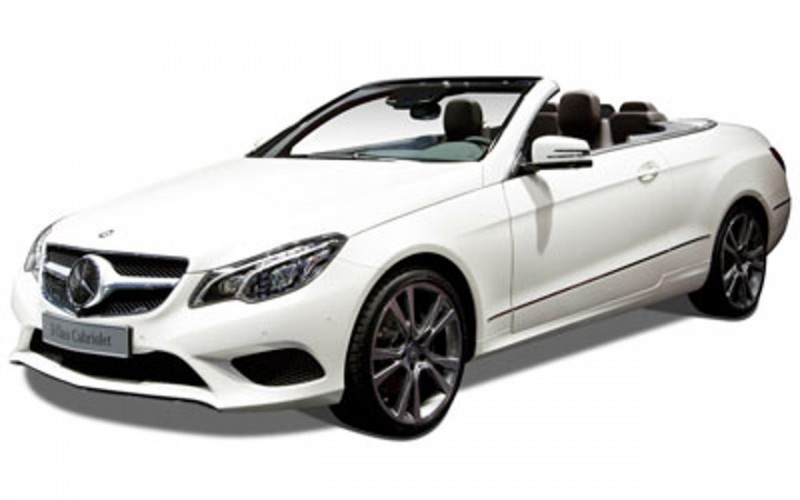 De mercedes benz e klasse cabriolet leasen stel zelf for Mercedes benz convertible lease